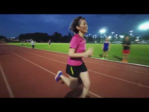 Asics Running Club Singapore