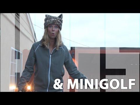 Hats & Minigolf - Mo Collins