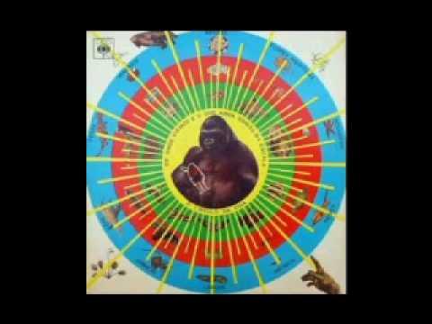 Pedro Santos  Água viva    Dentro da selva   do disco  Krishnanda  de  1968