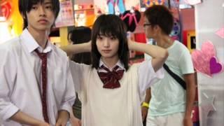 『L・DK』ロングヘア剛力彩芽 山崎賢人からアプローチ? 恋に奥手な女子校生・西森葵役