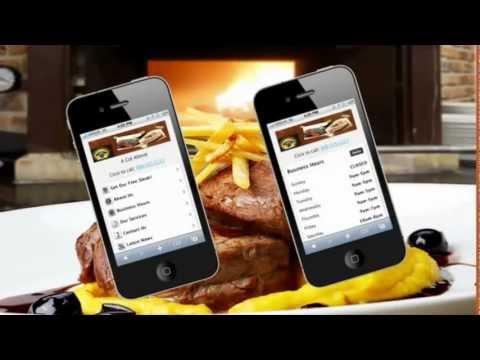 Mobile Websites for Illinois Restaurants | Chicago IL | Morris IL
