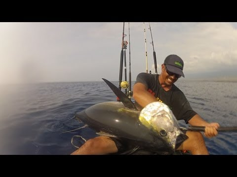 EXTREME KAYAK FISHING 114# AHI
