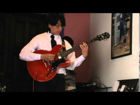 The Mars Volta - Tetragrammaton (guitar cover)