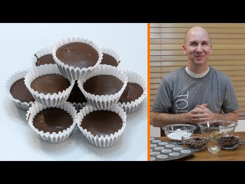 How To Make Peanut Butter Cups   Better Than Reese's Peanut Butter Cup Recipe