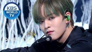 Cover images ONEUS - A Song Written Easily(쉽게 쓰여진 노래) [Music Bank / 2020.03.27]