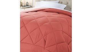 Concierge Reversible Diamond Quilted Comforter  Twin