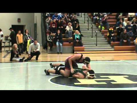 Luke Rea vs. Anthony Orselli (Lake Orion)