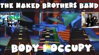 The Naked Brothers Band - Body I Occupy - Rock Band 2 DLC Expert Full Band (December 2nd, 2008)