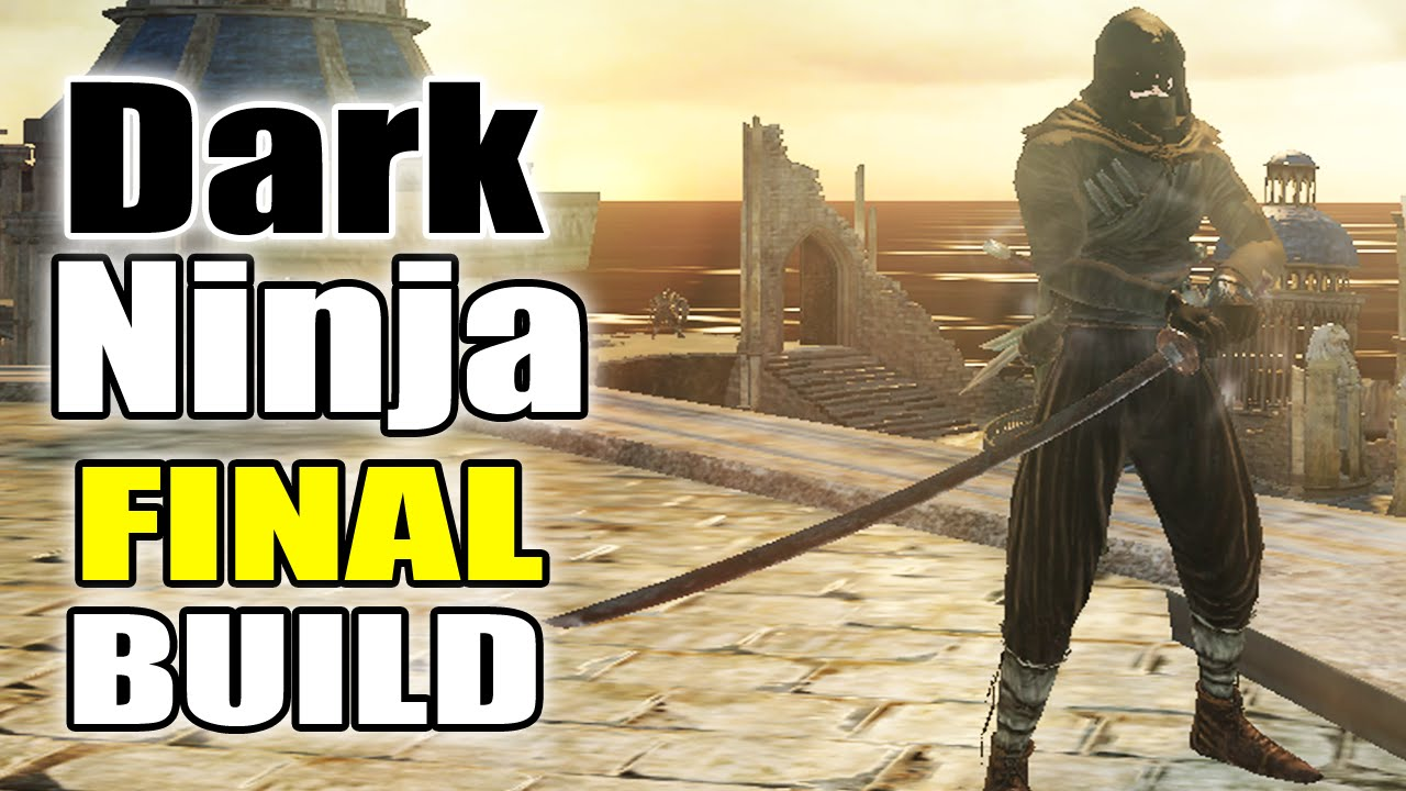 "Dark Souls 2 - ""Dark Ninja"" BUILD #3 - Versão Final PVP ... - photo#18"