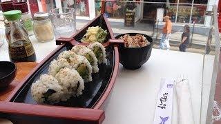 Vlog #3: Road Trip (part 2), Breaking Raw Til 4, South African Vegan Restaurant