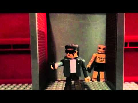 The Superman Chronicles Ep 6 Batman Vs Superman Dawn Of Justice Worlds Finest Stop Motion Minimates