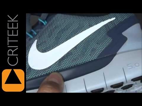 Nike Free 5.0 Flash Shoe Review