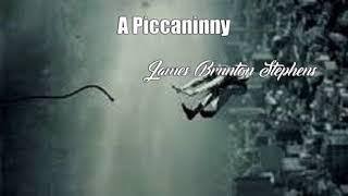 A Piccaninny (James Brunton Stephens Poem)