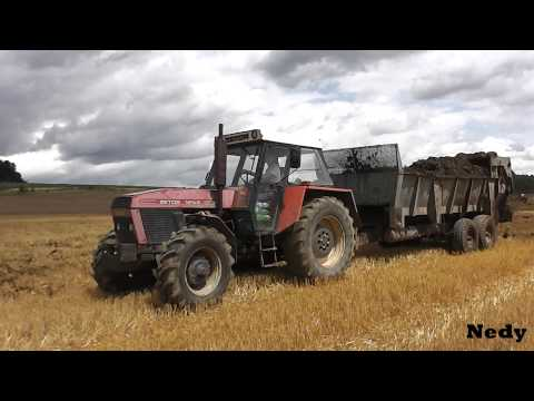 Zemas AG a.s.~Zetor 16145+RUR 10 |*REAL SOUND*| HD