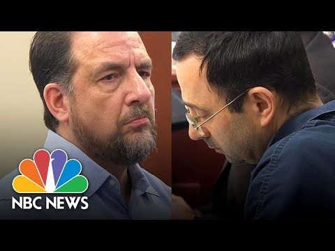 Former Gymnastics Coach Thomas Brennan Slams Larry Nassar For Sexual Abuse | NBC News