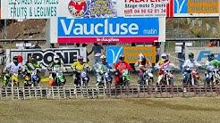 Coupe des Régions de France Motocross 2015 - Pernes les Fontaines