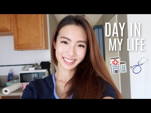 Day In The Life Of A Nurse | 12 Hour Shift