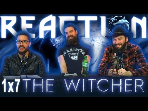 """The Witcher 1x7 REACTION!! """"Before A Fall"""""""