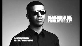 Drake - Remember Me [Instrumental]