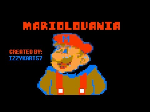 Mariolovania: The Damnest Fight Ever Made. [Undertale Mod] [Undertale Genocide Spoilers]