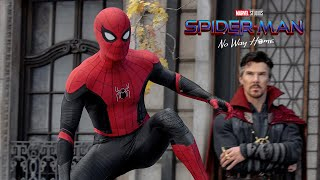 Spider-Man No Way H๐me Trailer: New Future Spider-Man Explained and Marvel Phase 4 Easter Eggs