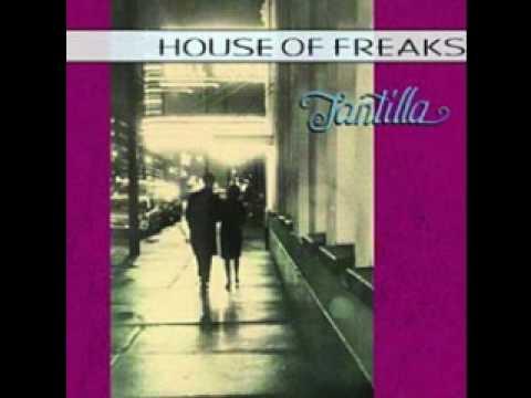 House of Freaks ''Sun Goes Down''-''Tantilla'' (1989)