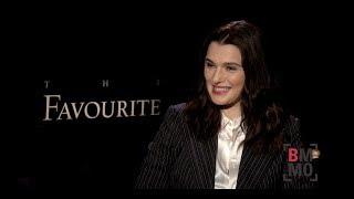 Rachel Weisz Interview - The Favourite