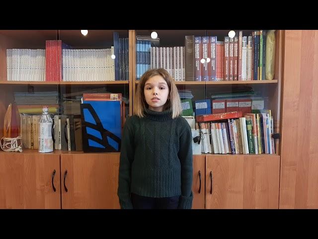 Изображение предпросмотра прочтения – ОльгаМеринова читает произведение «Неохотно инесмело…» Ф.И.Тютчева