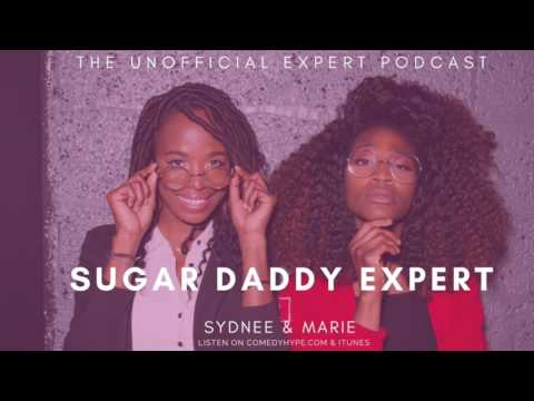 The Unofficial Expert Podcast: Sugar Daddy Expert With Comedian Wendi Starling