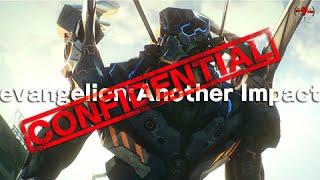 Evangelion : Another Impact - Cortometraje   Review
