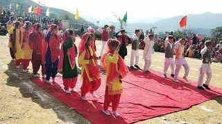 Is Pinde Da Lambar Nyara Vakilni | Himachali Song | SMP School Sheetal Nagar Phoond