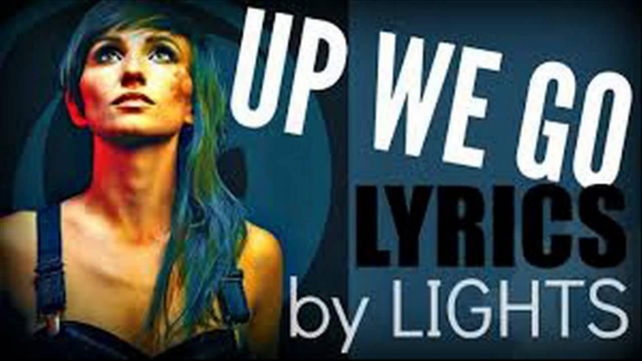 Download Lights  - Up We Go  ( new 2014)