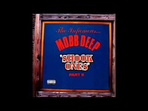 Mobb Deep - Shook ones part II (HQ)