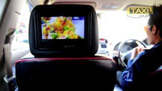 MC KaoKaprao ads in taxi by Taximedia Thailand Thumbnail