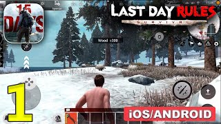 Last Day Rules Survival Gameplay Walkthrough (Android, iOS) - Part 1