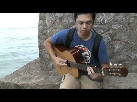 Beyond the sea (Fingerstyle)