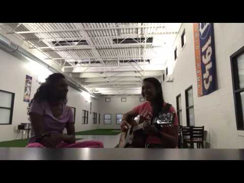 Cherry Wine by Hozier (covered by Kayla Dela Cruz and Maddie Duesterberg)