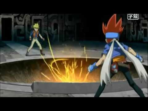 Beyblade metal fury amv superhero