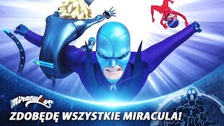 SEZON 3 |  Władca Ciem vs  Mistrz Fu w walce o miracula! | Miraculum