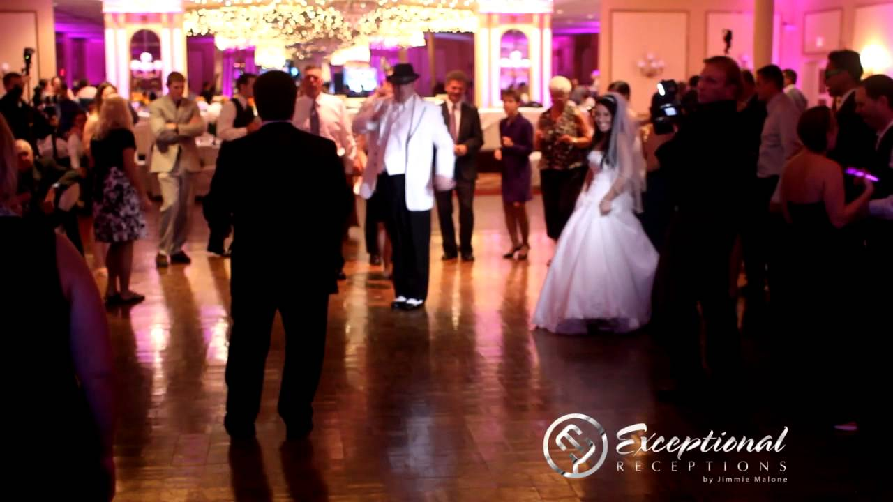 Greatest Bride And Groom Entrance Ever