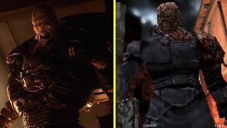 Resident Evil 3 Remake vs Original vs Resident Evil 2 Remake Early Graphics Comparison