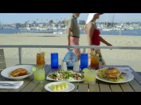 The Lighthouse Bayview Café | Newport Beach, CA | Waterfront Dining