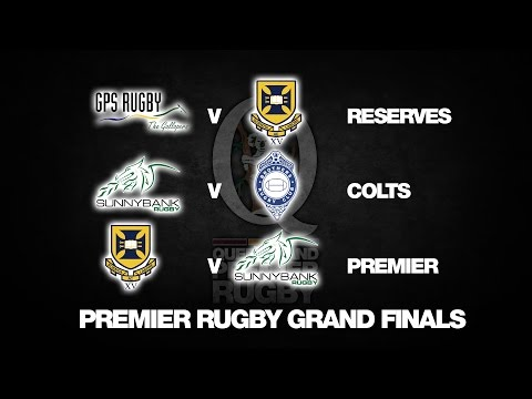 QLD Premier Rugby Grand Finals