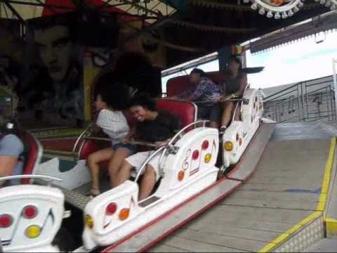 The Music Express Ride