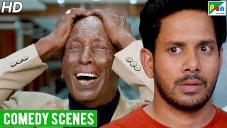 Pottu Ek Tantra – Comedy Scenes | New Released South Dubbed Movie|Bharath Srinivasan, Iniya, Namitha