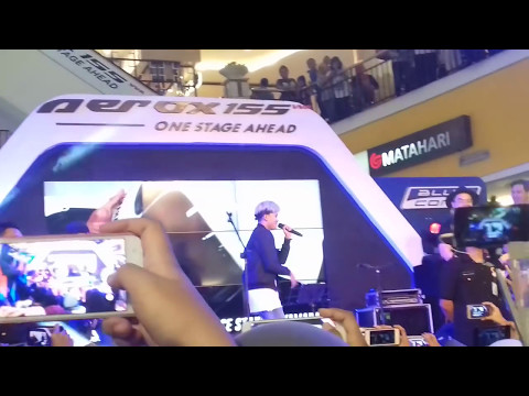 Rizky febian cover shape of you  solo