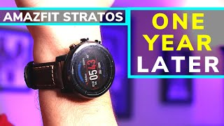 Does It Hold Up? Amazfit Stratos ONE YEAR Review