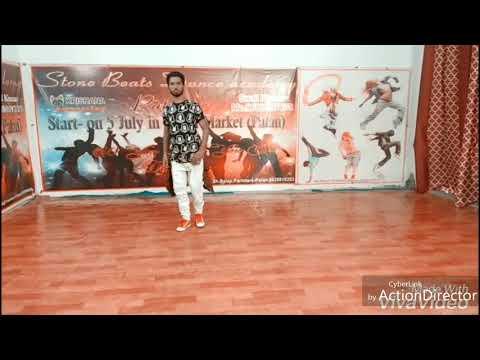 Tamanche pe Disco song  free style dance   Mahi Poswal
