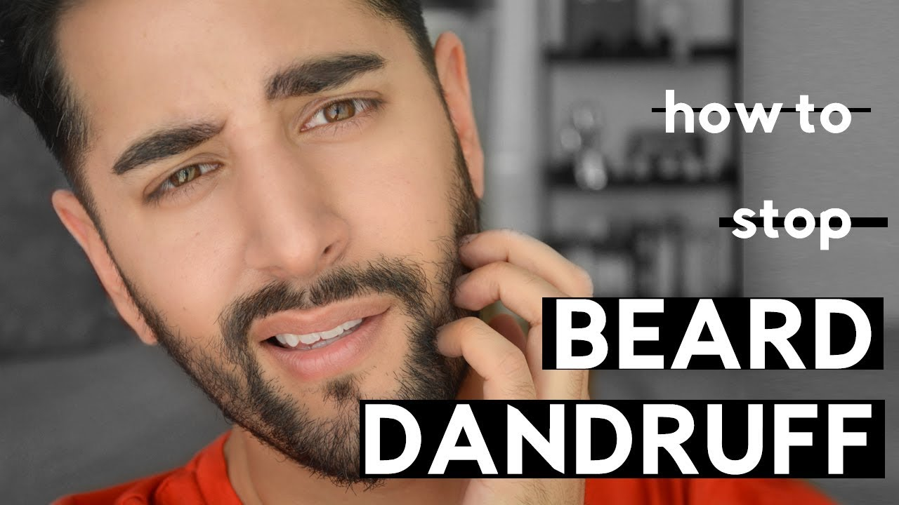 How To Stop Beard Dandruff / Itchy Beard And Flakey Skincare   ✖ James Welsh