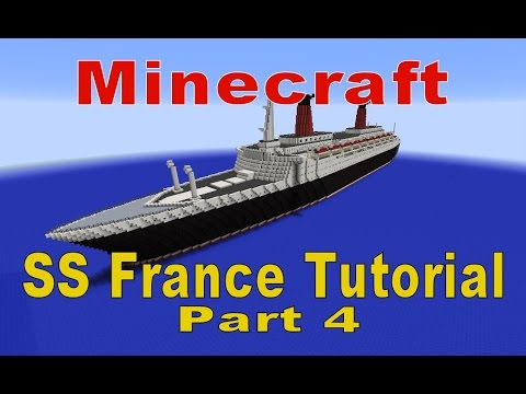 Minecraft! SS France Tutorial Part 4